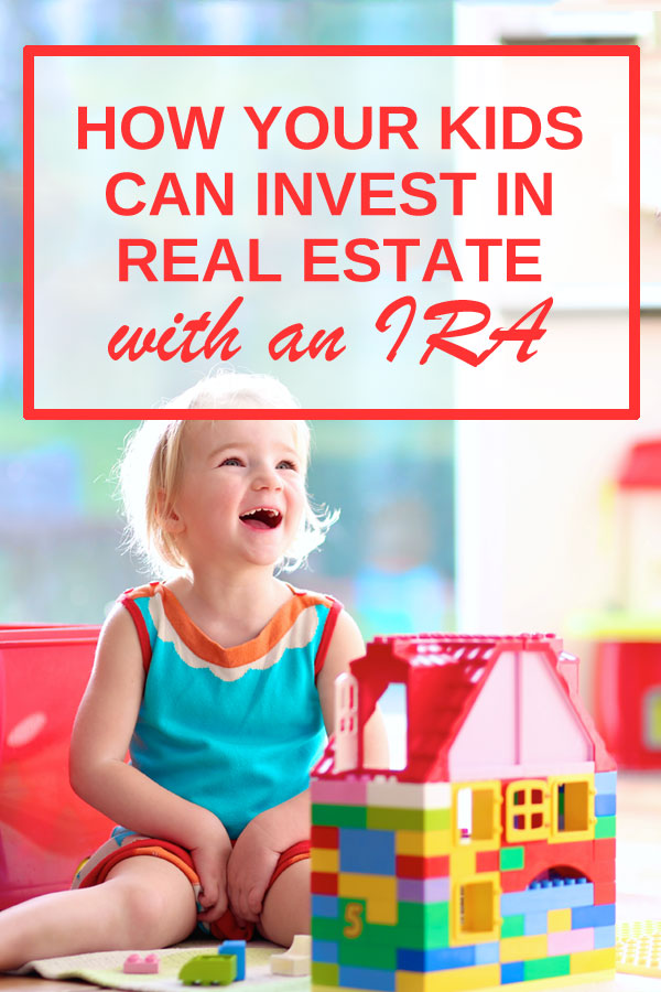 Since we've had children, we discovered another investing strategy that builds an incredible amount of tax-free dollars! Self-directed IRAs for our kids.