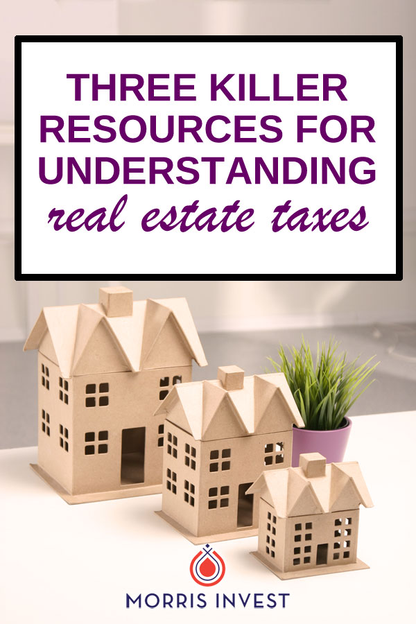As a real estate investor, the tax implications are incredible. If you're just getting started, or simply want to make sure you have all your bases covered, we're sharing three resources you can use to better understand real estate taxes, and maximize your benefits!