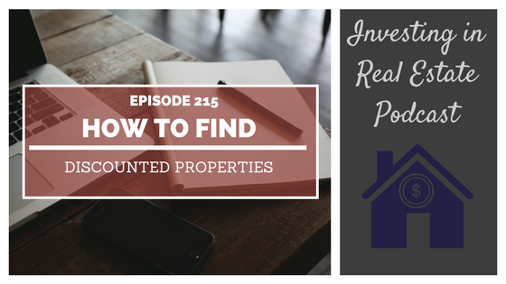 EP215: How to Find Discounted Properties - Interview with