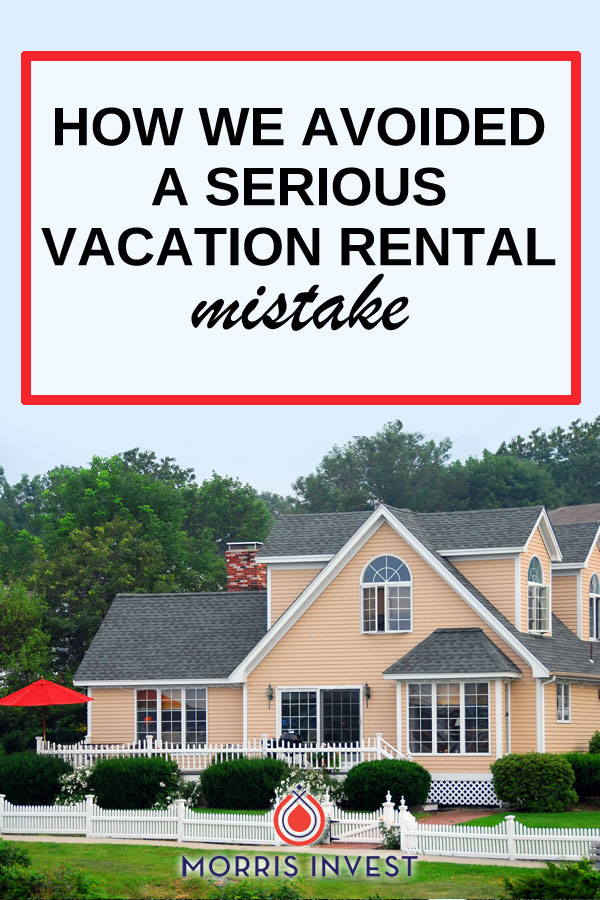 My story of almost purchasing a vacation rental in Maine. I'll discuss how I got an idyllic notion in my head, and how I came back down to reality. This is a tale that all investors need to be reminded of...