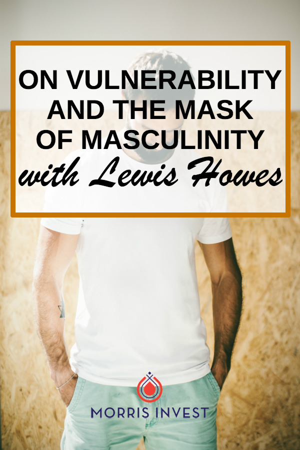 I'm excited to sit down with my friend Lewis Howes to talk about his new book,  The Mask of Masculinity . We'll discuss how we as men can hold ourselves responsible, and how to begin responding with compassion instead of reacting negatively. We'll also talk about setting your intention every day, investing passively, and much more!