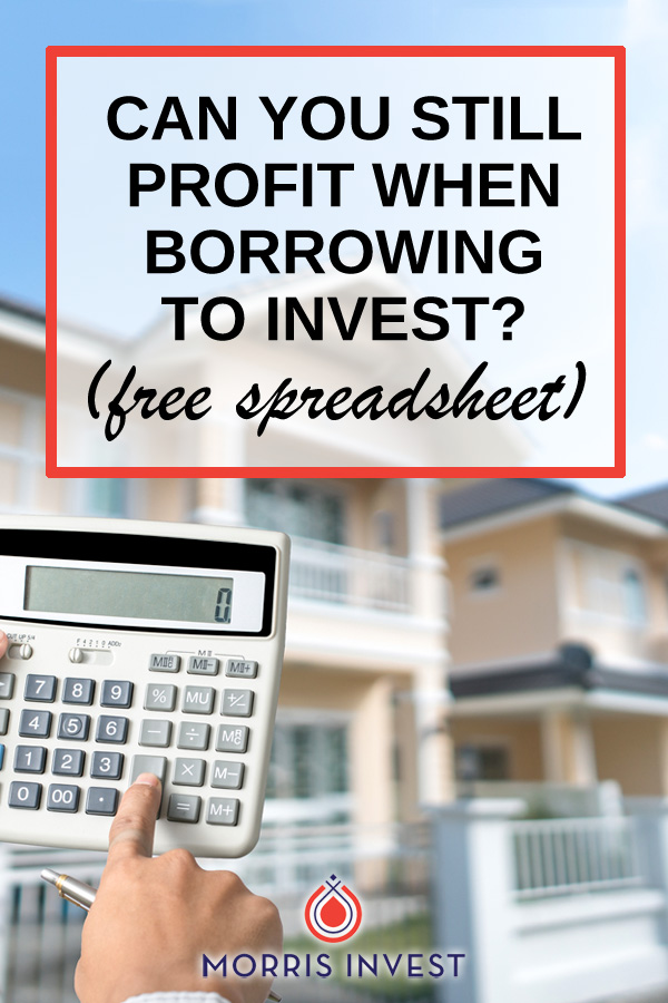 If you have to use some form of financing to acquire a rental property, you might be wondering if it's worth it to invest at all. This free spreadsheet can help you decide.