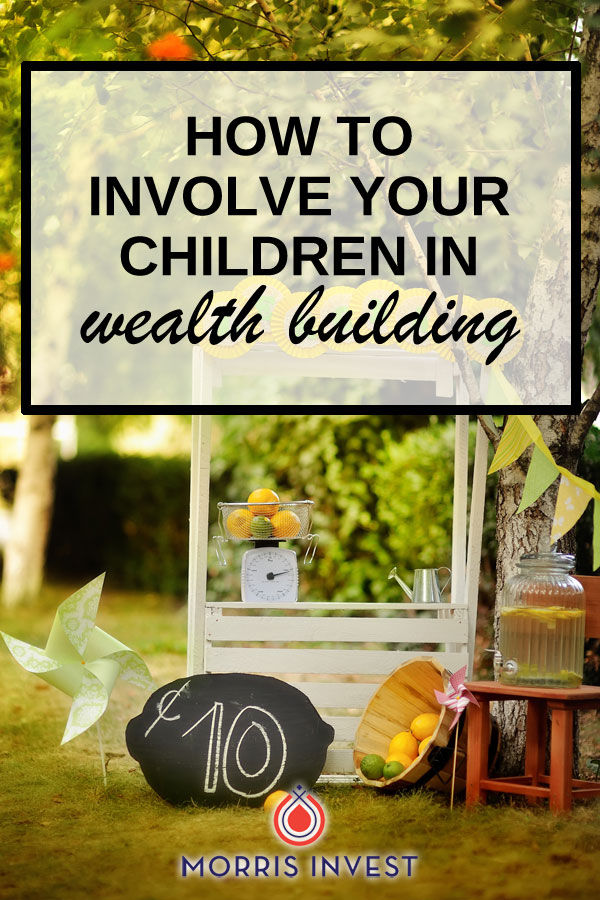 we are always looking for ways to build legacy wealth for our family, as well as legally reduce our overall tax burden. Since we've had children, we discovered another investing strategy that builds an incredible amount of tax-free dollars!