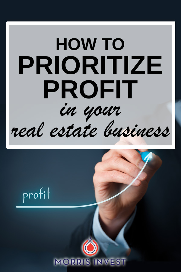 Finances are an integral part of running any business, and real estate investing is no different. Figuring out how to properly and effectively structure your finances to prioritize profit can lead to amazing things!