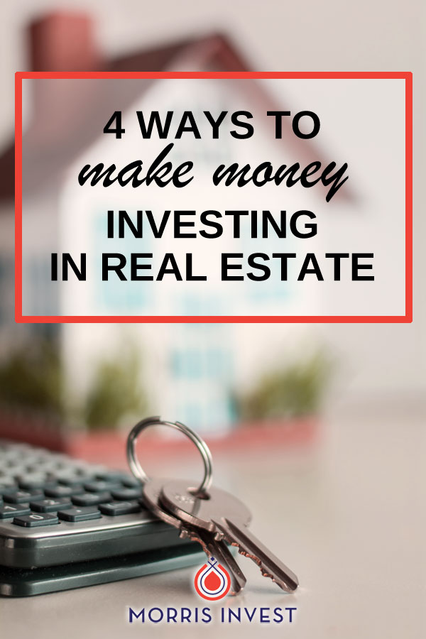 All real estate investors have the same mission: to make money! There are few different methods you can use to create income from your properties, which is why it's important to build a robust portfolio in order to reap numerous benefits. In this post, we're sharing four ways to accumulate wealth via rental real estate!