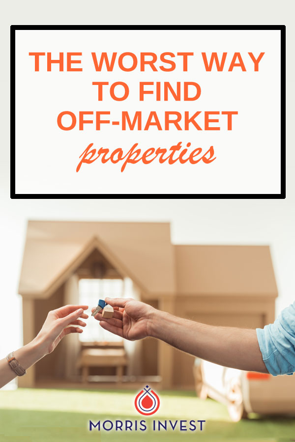 One of the best ways to ensure that you'll make a high return on your investment is to purchase a discounted property. Unfortunately, more often than not, a realtor can't help you in this department.