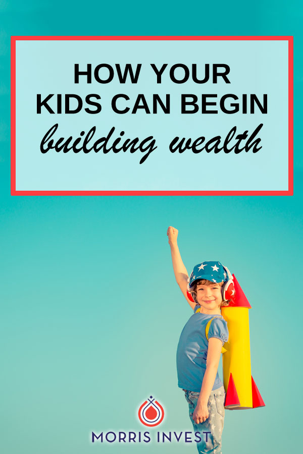 Did you know that even kids can starting investing & building wealth? Since we've had children, we discovered another investing strategy that builds an incredible amount of tax-free dollars!