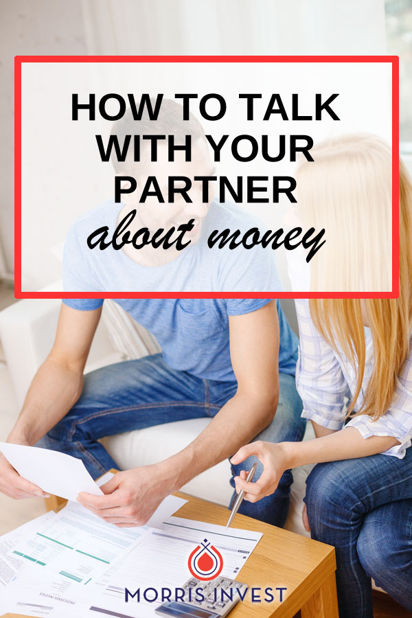 Money can be a touchy subject, but it's important that couples are able to have constructive conversations about financial goals. Here are four tips for effective communication about money.