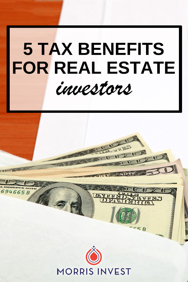ive amazing ways real estate investors can benefit from the new tax code.