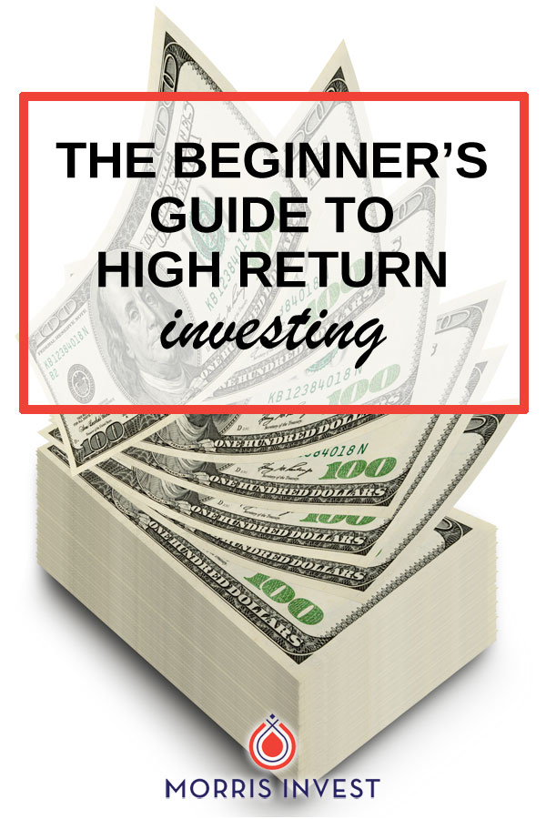 There are two kinds of investors: those who make a high return on investment, and those who make a low return on investment. It's important that you realize the importance of making a high return, and identify exactly how to make a high return on your rental property.