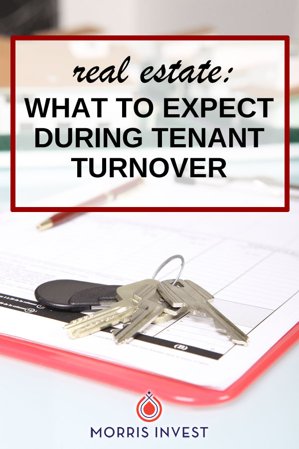 Have you ever wondered how to navigate a tenant turnover? If you own rental real estate, tenants will inevitably move out. Here's how to handle it. | Rental properties