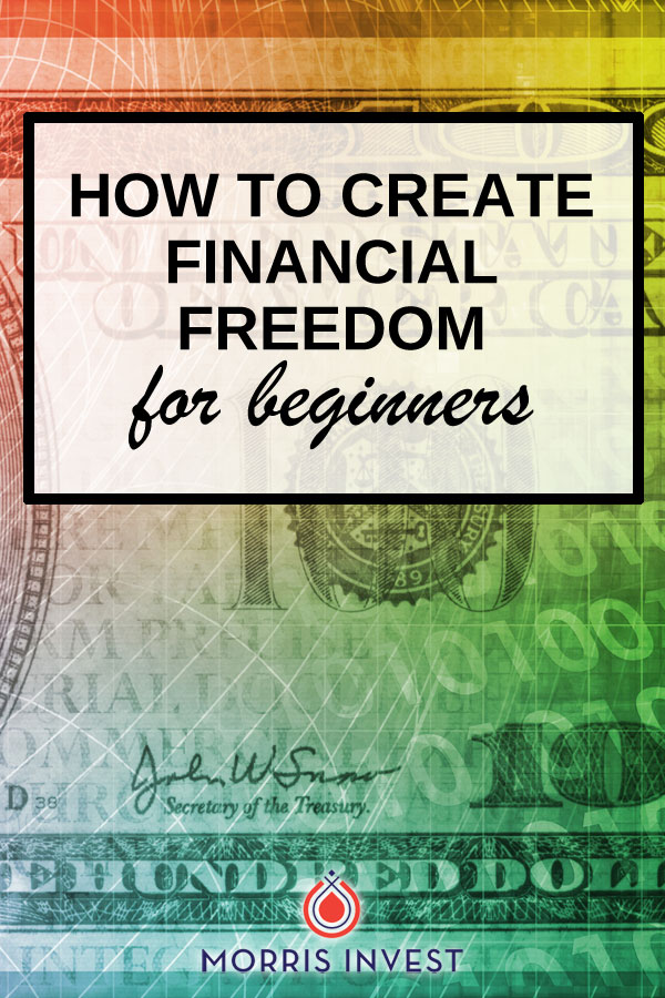 Do you ever wish you had more freedom? Maybe for you that means more money, more time to spend as you wish, or the flexibility to not be tied down by a job. I'm sharing the first step you need to take in order to make that dream a reality.