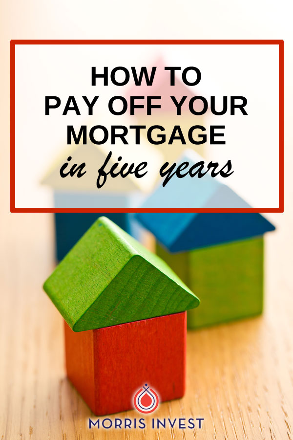 What would your life be like if you had no mortgage? A few years ago, we discovered an incredible means to pay off our primary residence. Here's how.