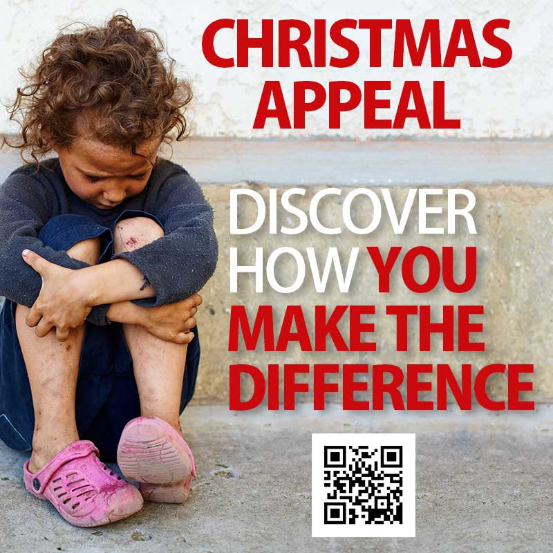 There are many ways you can make the difference....  Check out our  colouring competition  for primary school aged children  View or download our Christmas flyer  here