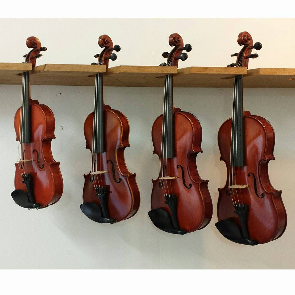 APS Student Violins: For the aspiring student