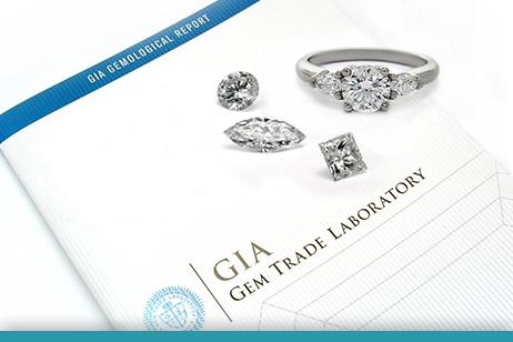 Diamond GIA Certification