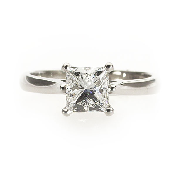 Imogen Solitaire Ring