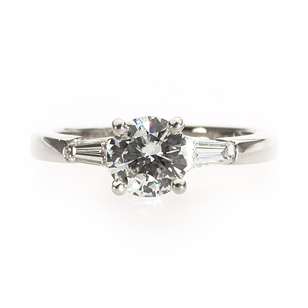 Theresa Special Solitaire Ring