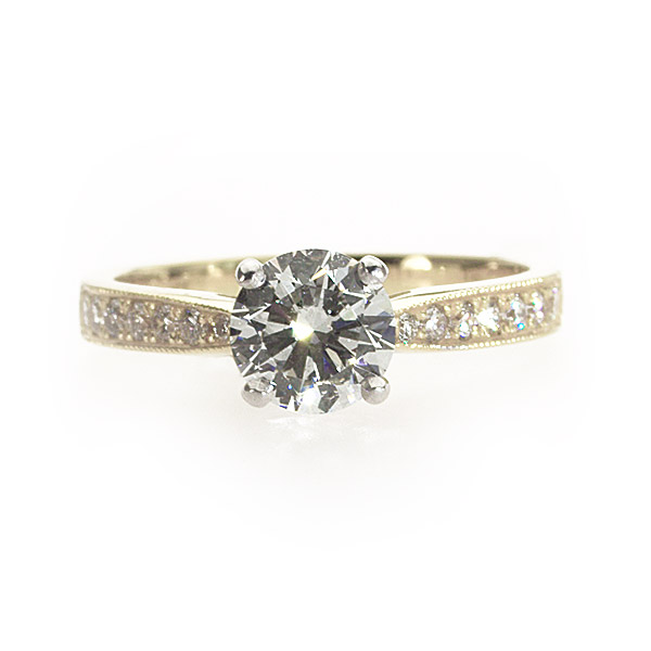 Ariana Special Solitaire Ring