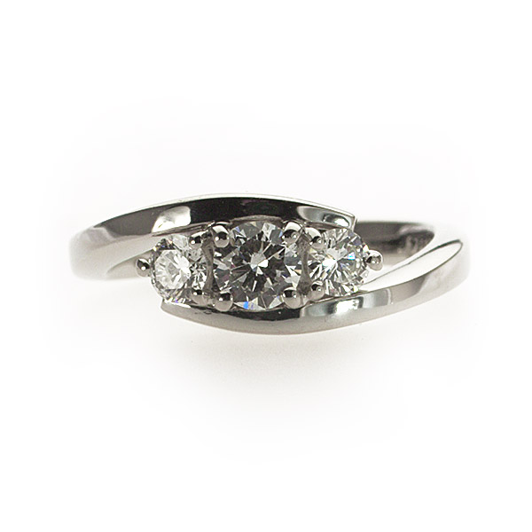 Felicity 3 Stone Ring