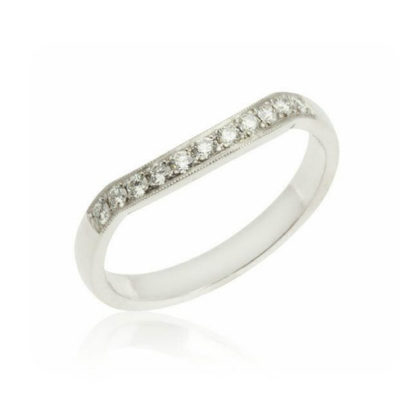 Celina Women's Wedding Band Ring