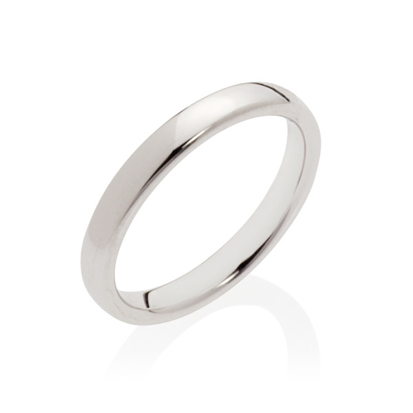 Neptune Women's Wedding Band Ring