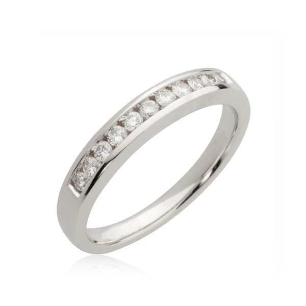 Venus Women's Wedding Band Ring