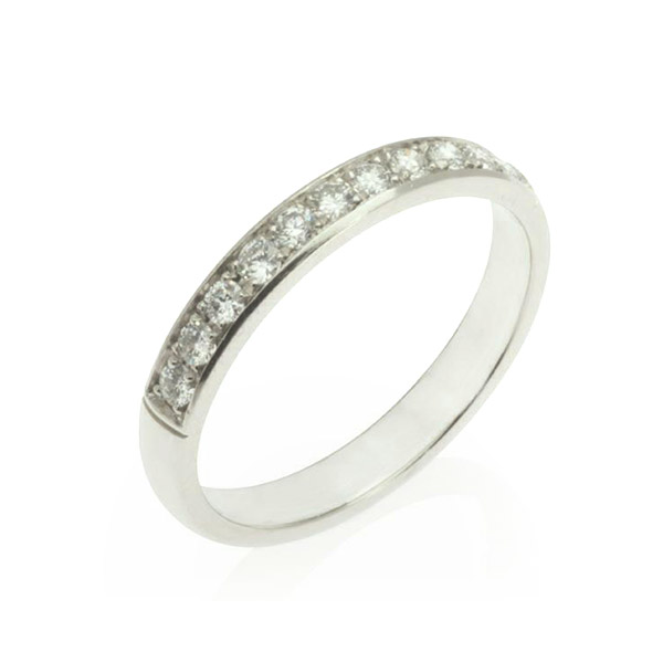 Ariana Women's Wedding Band Ring