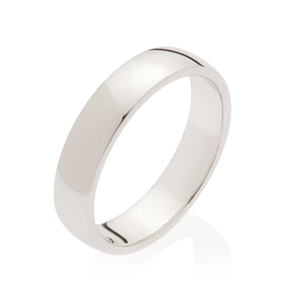 Pluto Men's Wedding band Ring