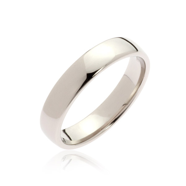 Neptune Men's Wedding band Ring