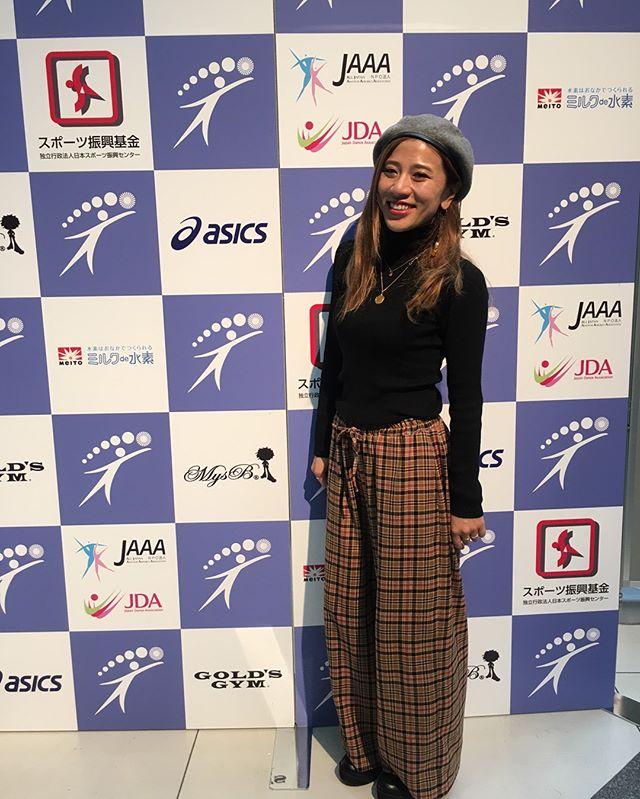11/12(日)  神戸市六甲アイランド 神戸ファッションマートにて開催されている 『第1回リズムダンス選手権』に MIHOが審査員として参加中!! 熱き戦いが今始まります!! #JAAA #JDA #AfroBopCrew  #神戸#リズムダンス#審査員