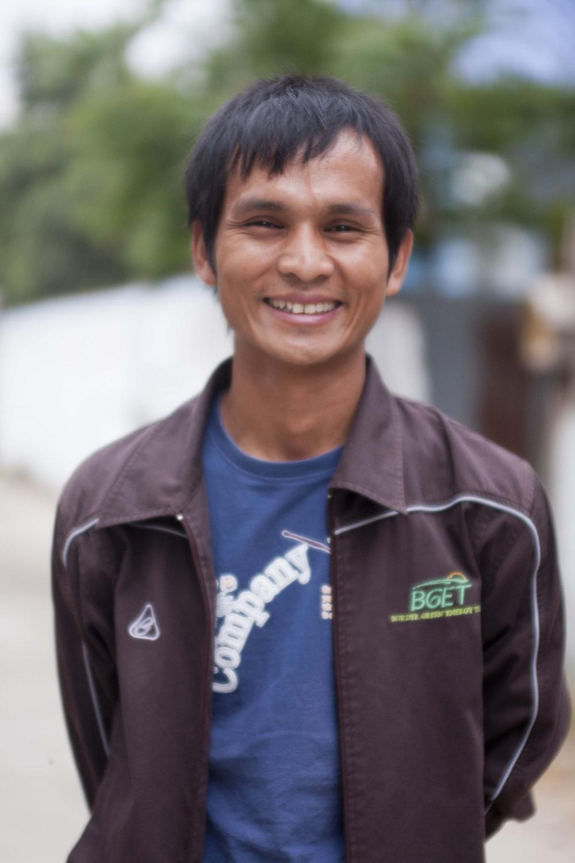 MongKhon Deesripeng    Logistics Coordinator