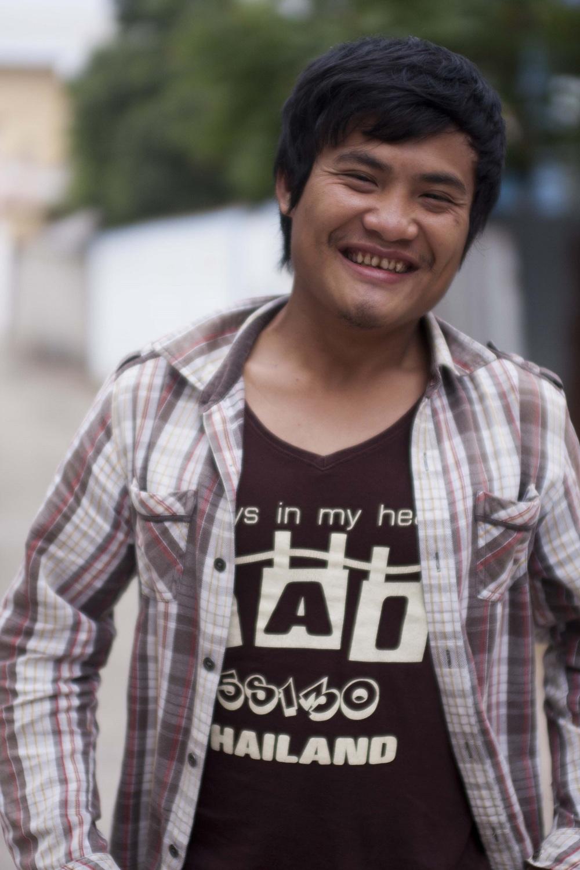 Htun Lwin    Solar Technician