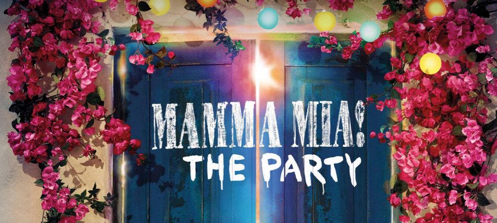 Först kom musikalen. Sen kom filmen. Nu är du välkommen tillMAMMA MIA! THE PARTY…