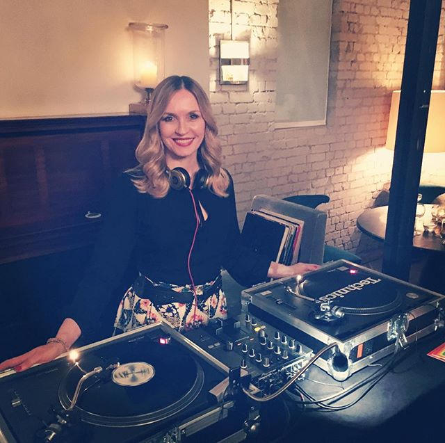 What a great night at @olympicstudios tonight. Live the venue, the staff, the members. All fabulous! ❤️ #dj #djlife #femaledj #partydj #londondj #music #party #event #vinyl #vinyldj #vinylrecords #olympicstudios #barnes