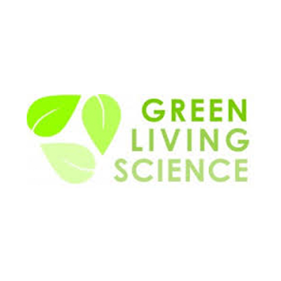 Green Living Science ·  Complete rebranding; research, brand logo/system, website, social media and collateral ·  Green Living Science ·  In partnership with The Work