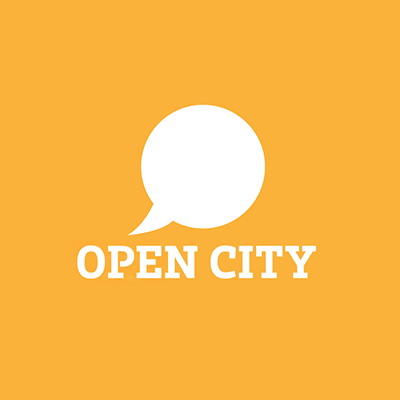 Open City · Professional development event panelist