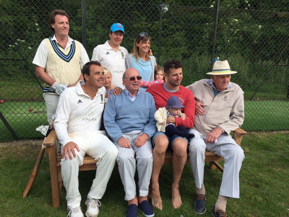 owen browne bench family pic