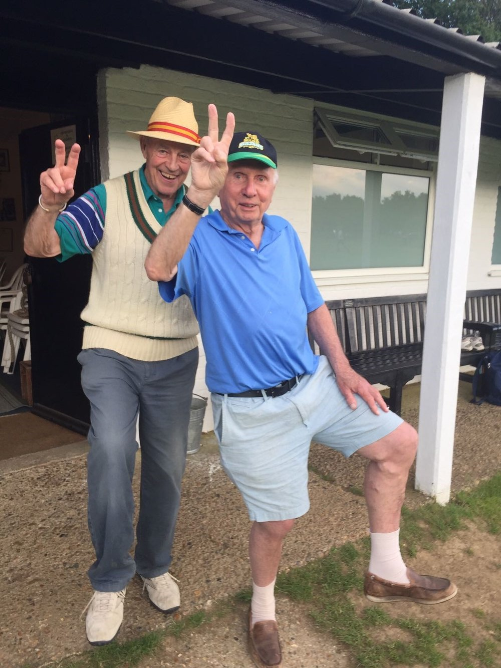 LBW Score - LP 3- Jim 2 (against Peckers) no-one could accuse our umpires of being partisan