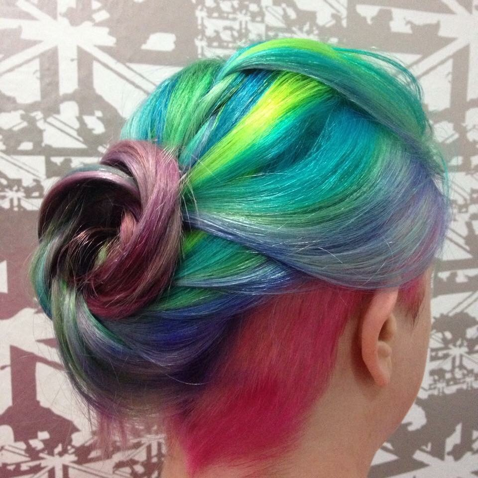 Hair by Shaun in our Bondi salon