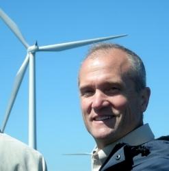 Jim Ahlgrimm, Acting Director, Wind Energy Technologies Office U.S. Department of Energy