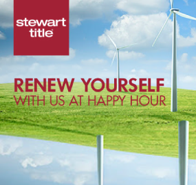 Stewart Title Event at AWEA WindPower 2019 — TREIA-Texas