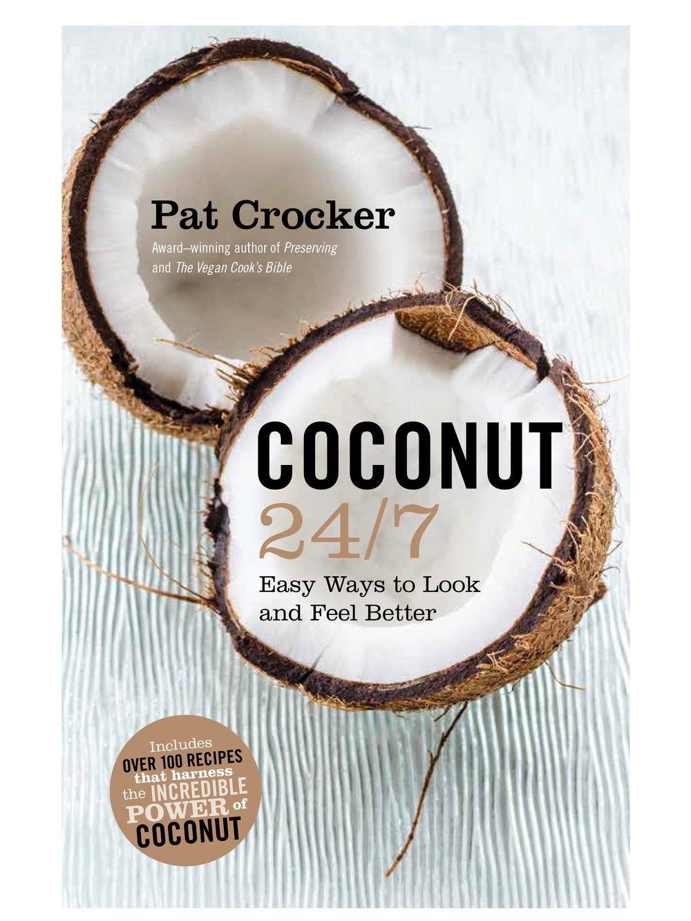 Coconut 24/7 by Pat Crocker
