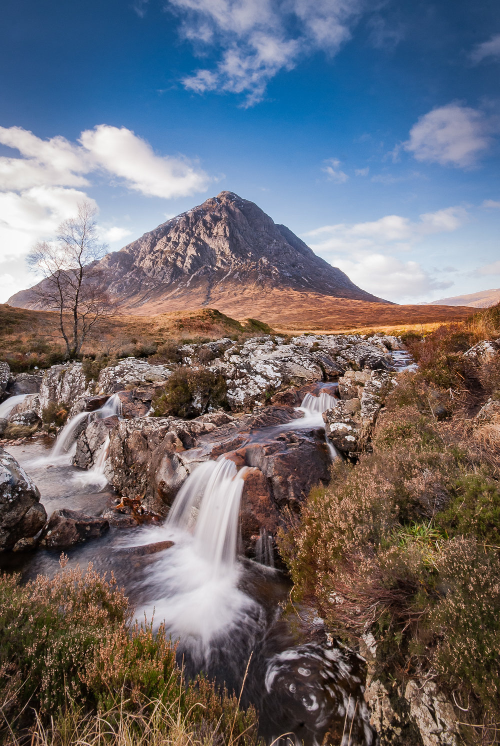 One of my early landscape images taken in Glen Coe in 2008.