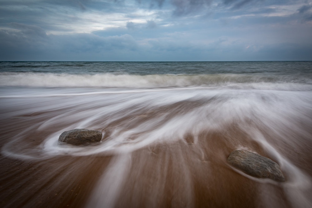 Nikon D750 with Nikon 16-35mm f/4, 1.3 secs, f11 at 20mm, Lee Filters Polariser and 3 Stop ND