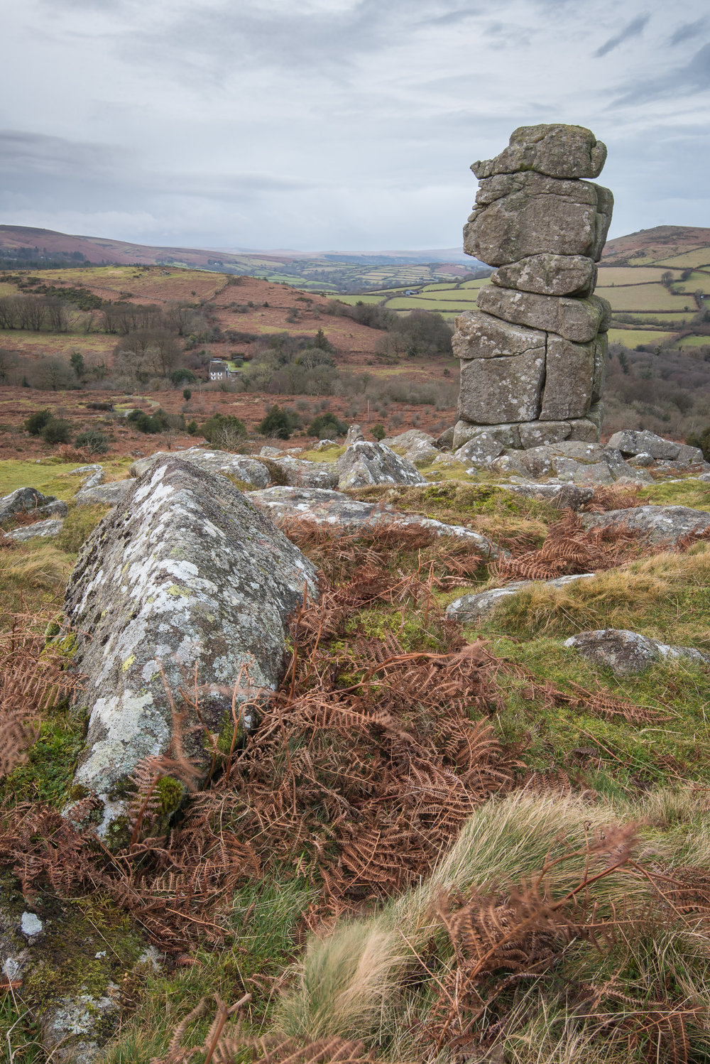 Bowerman's Nose - January 2015