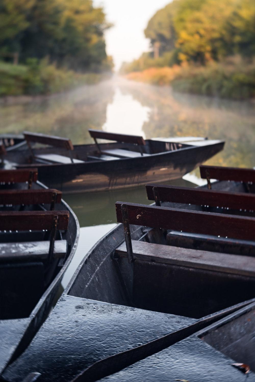 20170811-Lensbaby Velvet 56 - France Canal Boats f4.jpg