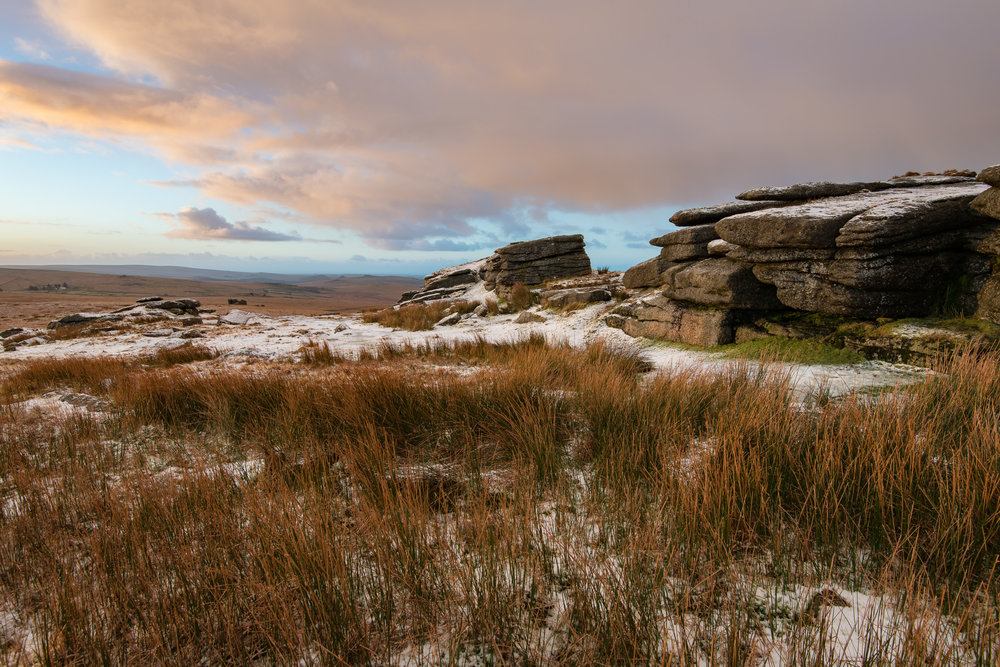 Dawn at Great Mis Tor