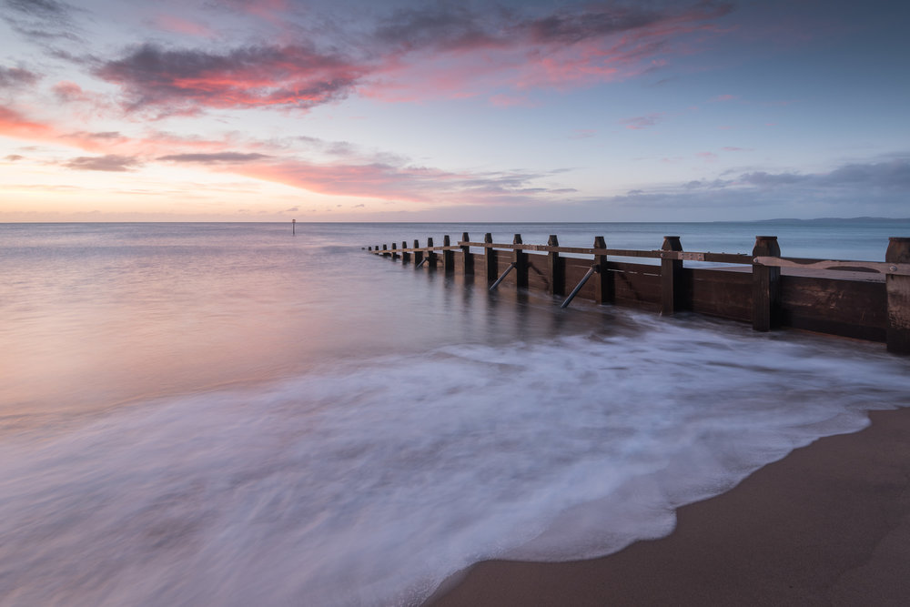 Dawn at Dawlish Warren #2