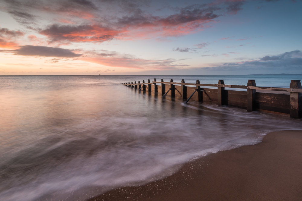 Dawn at Dawlish Warren #3